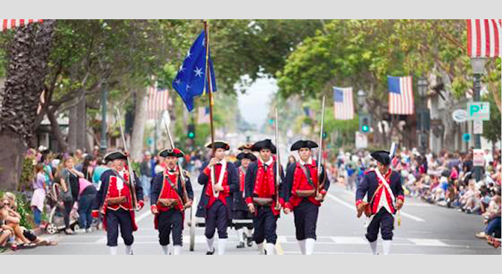 Pierre Claeyssens Veterans Foundation Takes Helm of July 4 Parade