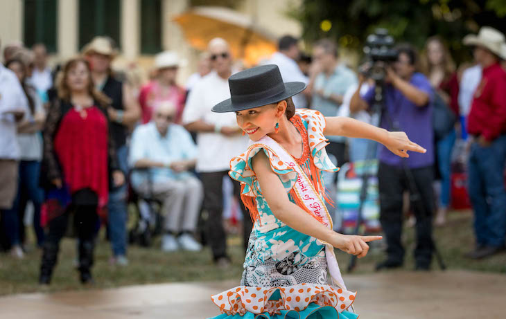 Junior Spirit of Fiesta (Photo: Fritz Olenberger)