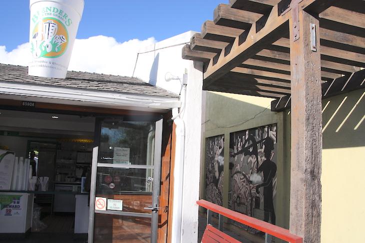 Hana Kitchen Santa Barbara - Image Fireplace and Kitchen Shigotono1.Com