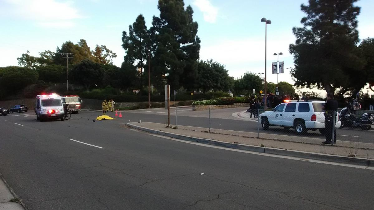 Fatal Motorcycle Accident Near SBCC   Edhat