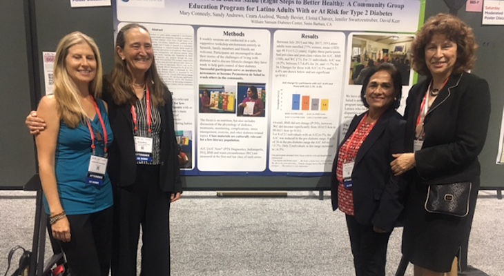 William Sansum Diabetes Center showcased at ADA conference in San Diego