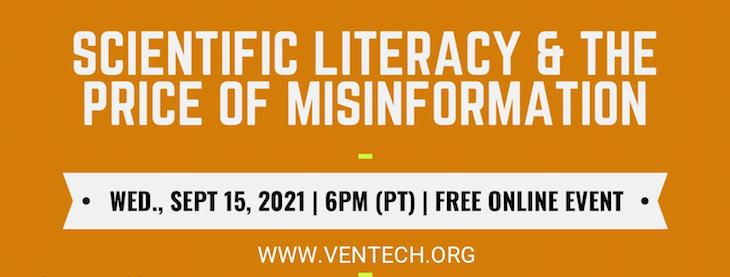 SCIENTIFIC LITERACY & THE PRICE OF MISINFORMATION title=