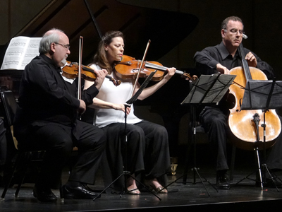 MUSIC ACADEMY OF THE WEST FESTIVAL ARTISTS SERIES PRESENTS Schubert's