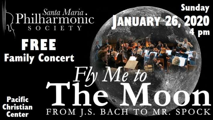 Santa Maria Philharmonic Presents Free Family Concert Next Month title=