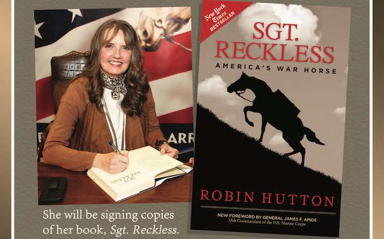 Santa Barbara Navy League Presents Robin Hutton title=