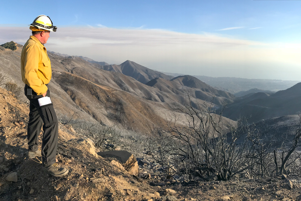 Flood & Fire: Thomas Fire Trail Damage Assessment with Ray Ford title=