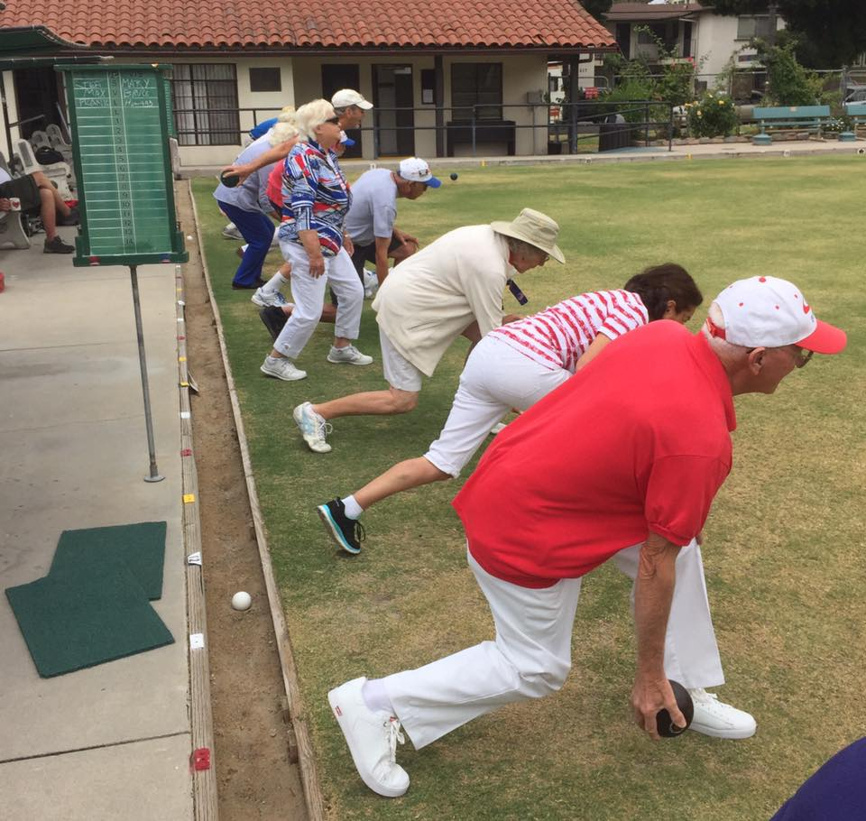 FREE Lawn Bowling Lessons