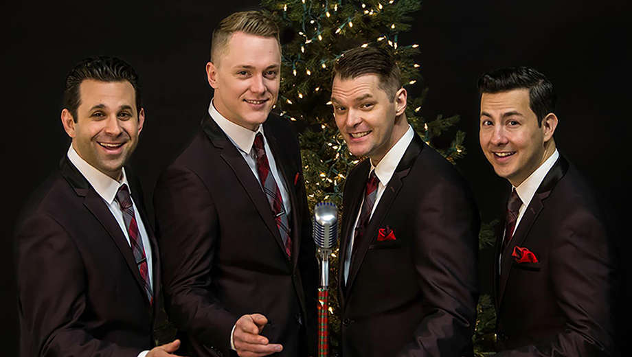 Under The Streetlamp: Hip to the Holidays at The Granada Theatre