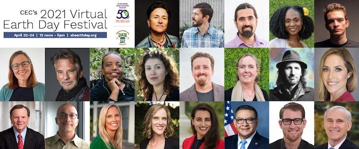 CEC's 2021 Virtual Santa Barbara Earth Day Festival title=