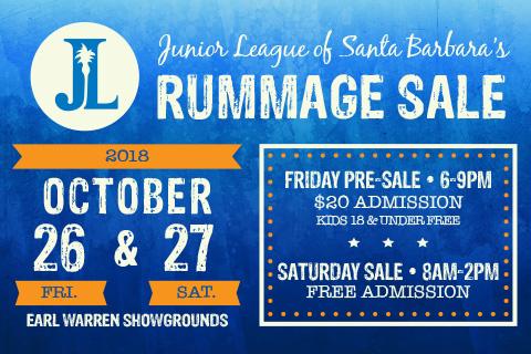 Junior League Rummage Pre-Sale title=