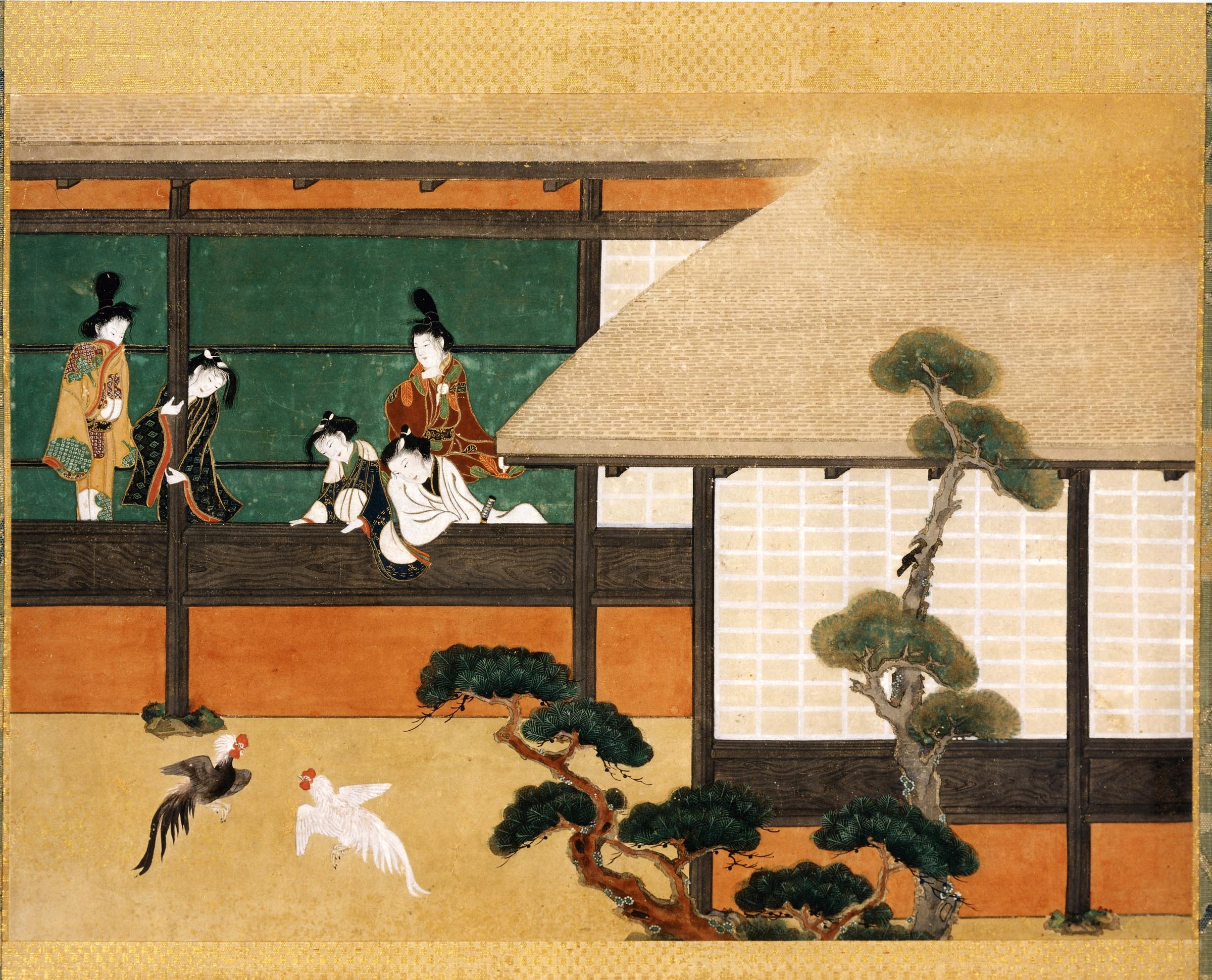 Story-Telling: Narrative Paintings in Asian Art title=