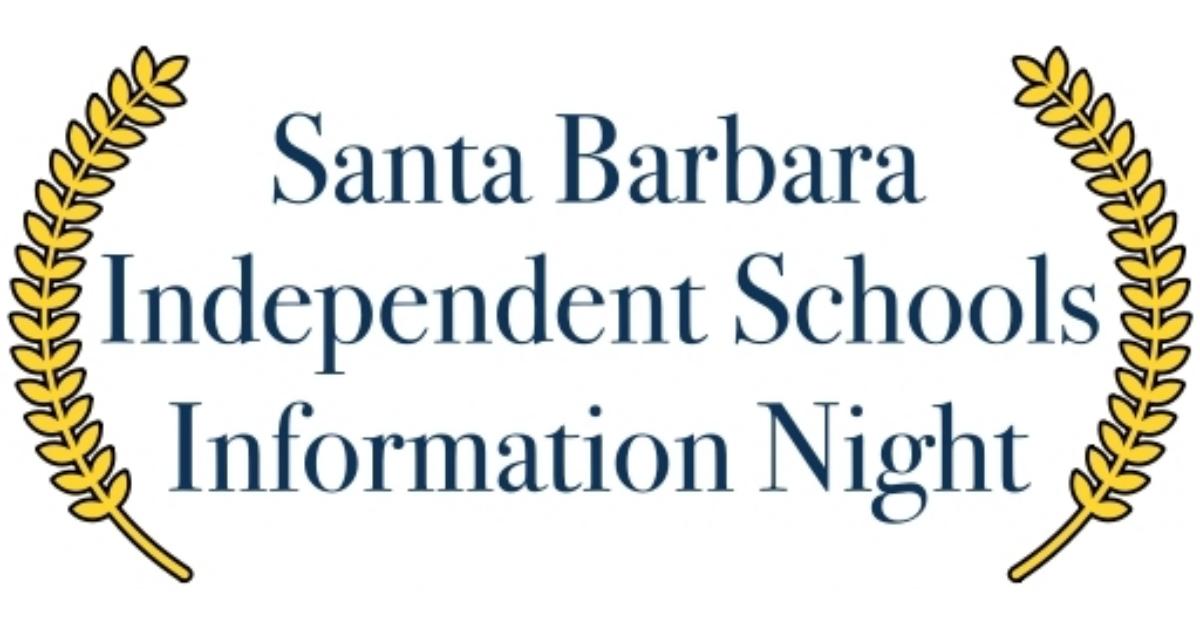 Santa Barbara Independent Schools Info Night 2019 title=
