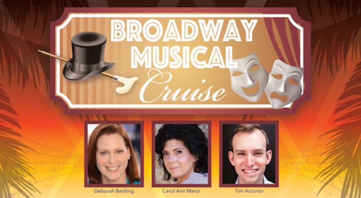 Condor Express Broadway Musical Cruise title=