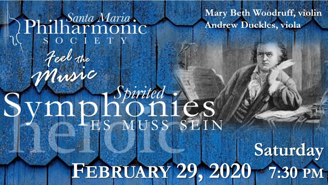 Spirited Symphonies: Es Muss Sein – Saluting Beethoven's 250 birthday title=