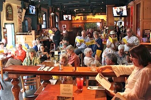 Santa Barbara Revels Annual Pub Sing title=
