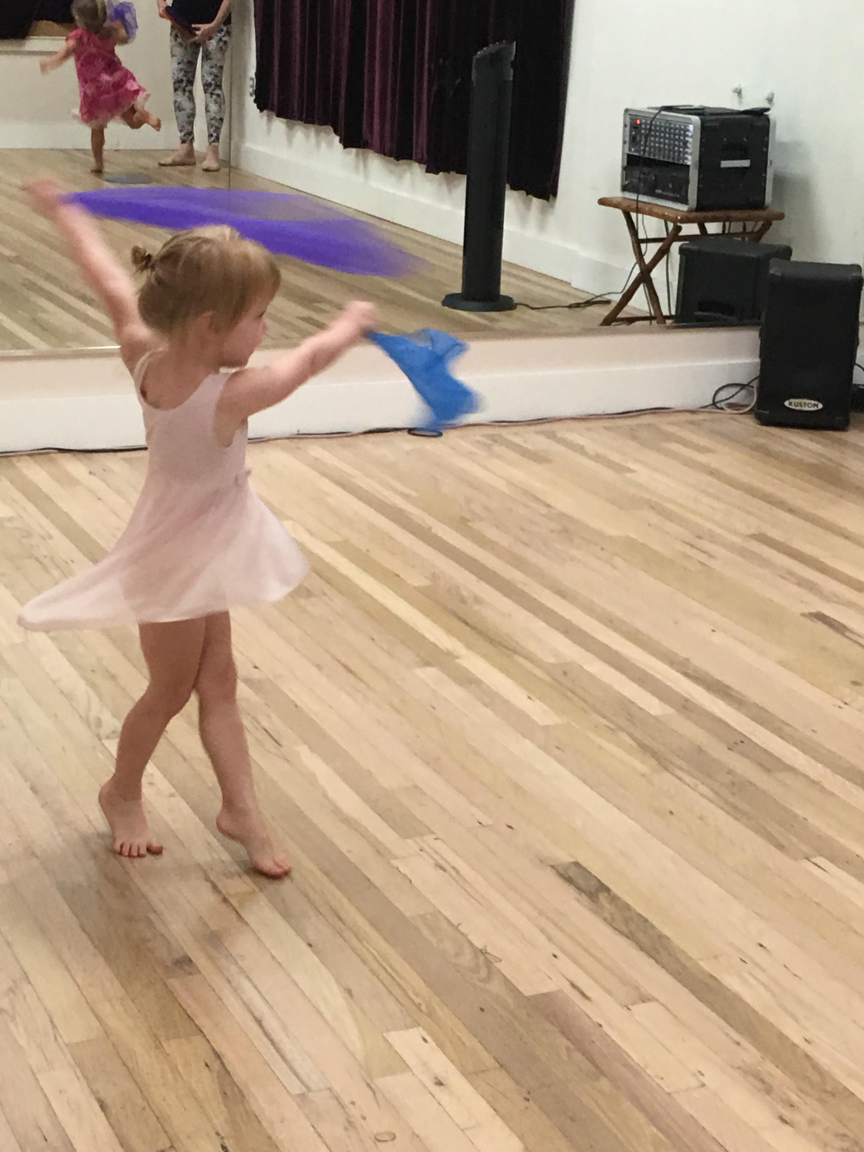 The Dance Hub Grand Opening