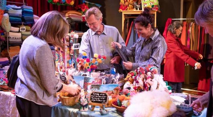 Folk & Tribal Arts Marketplace Brings World to Santa Barbara title=