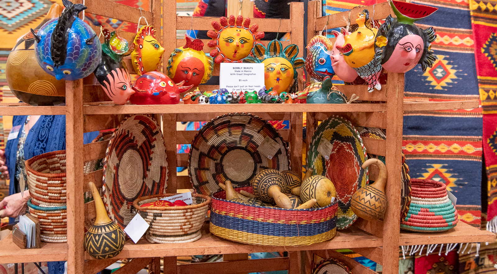 handcrafted items from around the world title=