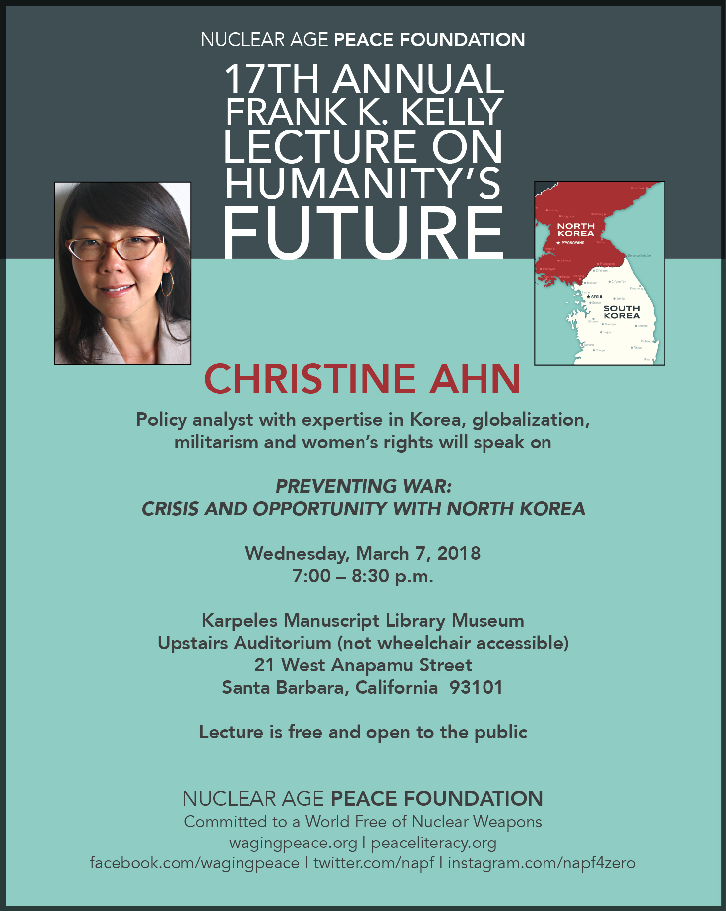 Preventing War: Crisis and Opportunity with North Korea title=