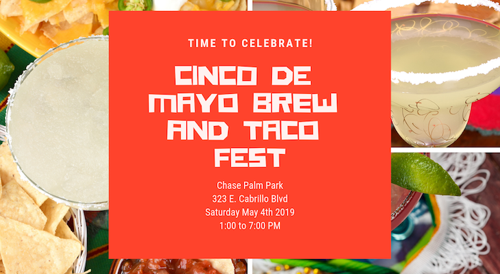 Cinco De Mayo Brew and Taco Fest title=