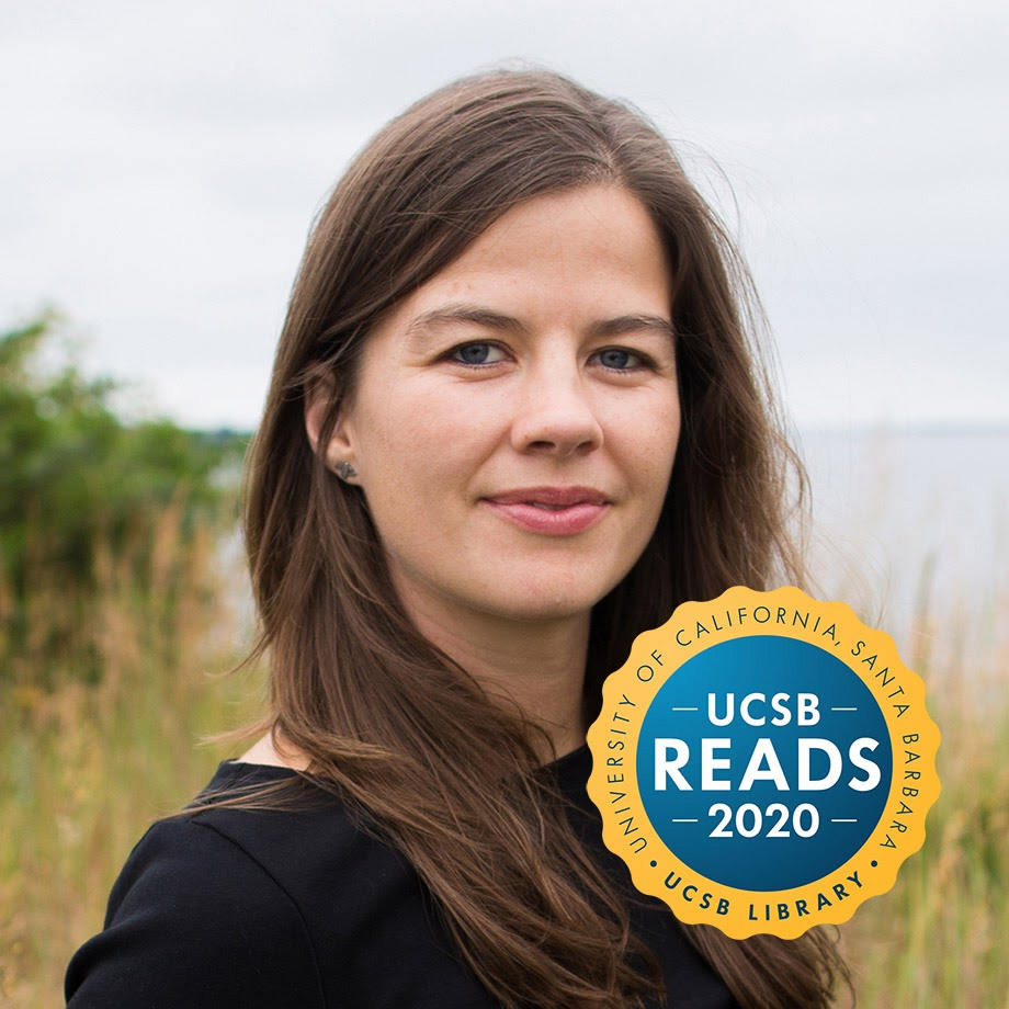 Free Online Community Talk with the UCSB Reads Author Elizabeth Rush title=
