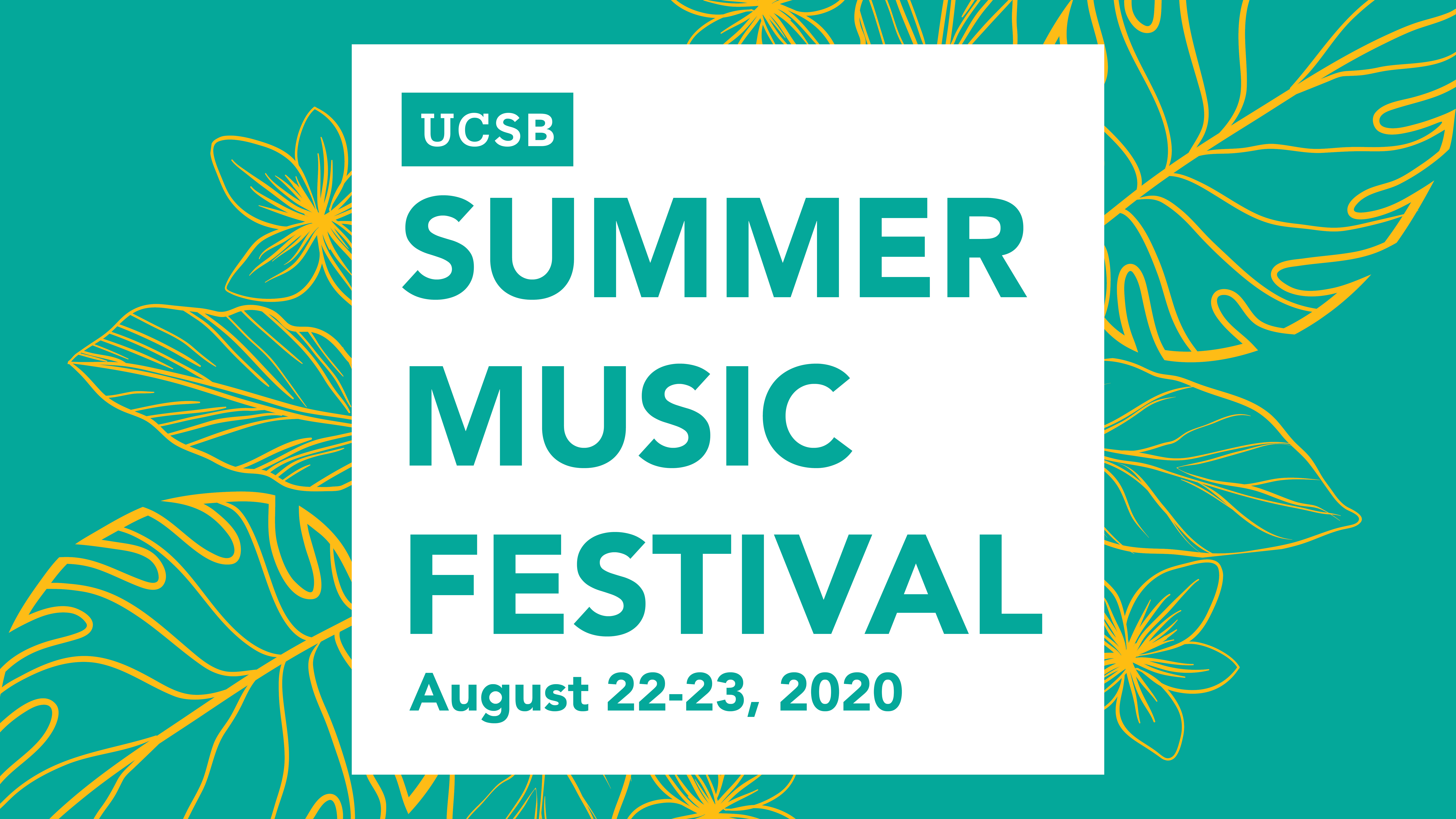 UCSB Summer Music Festival 2020 title=