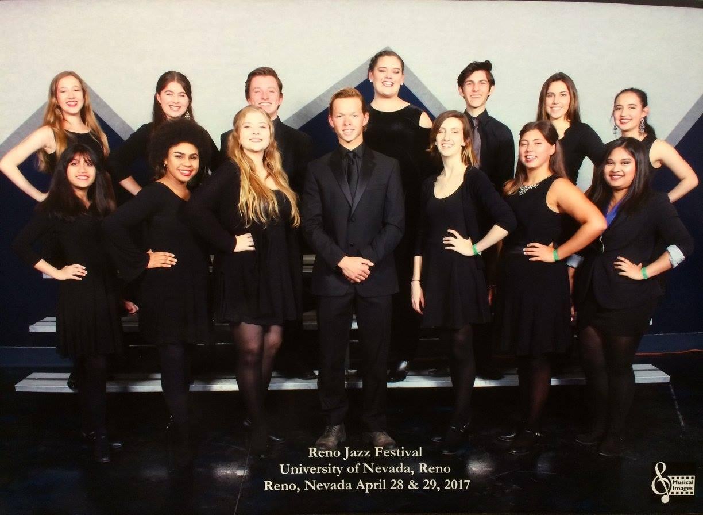 Pacific Sound Chorus Annual Show:  Harmony Celebration
