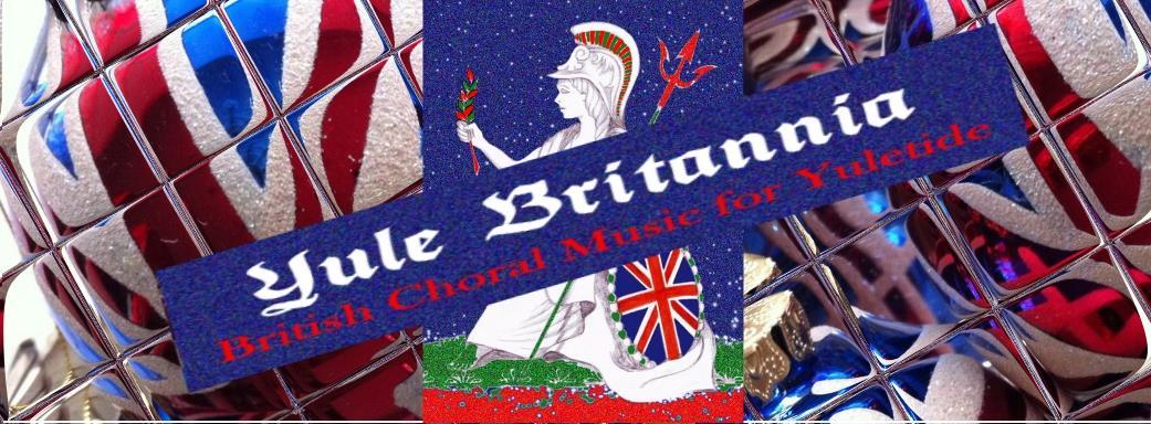 Adeflos Ensemble presents: Yule Britannia! British Choral Music for Yuletide title=