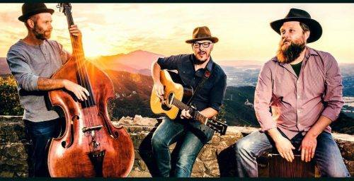 Live Music in the Barrel Room with Bryan Titus Trio
