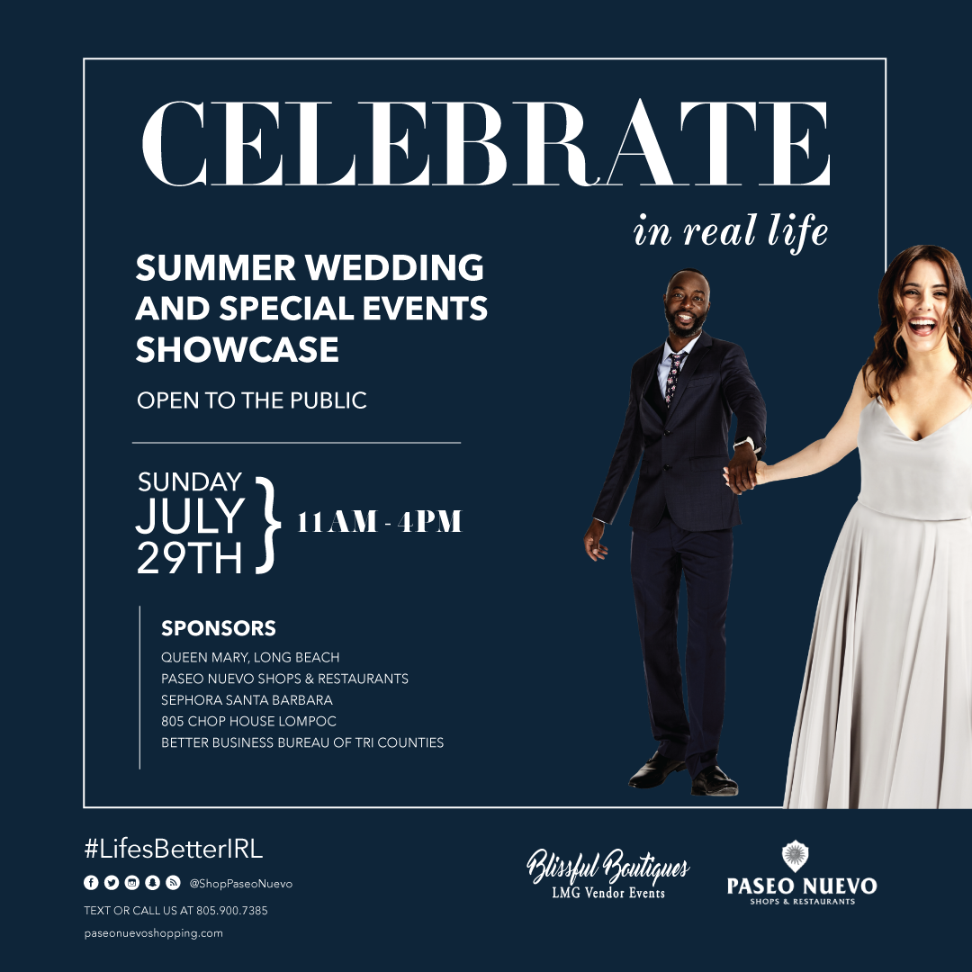 Summer Wedding and Special Events Showcase title=