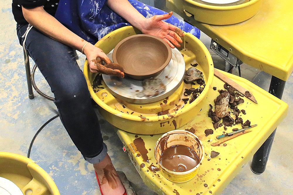 Winter Adult Ceramics Class title=