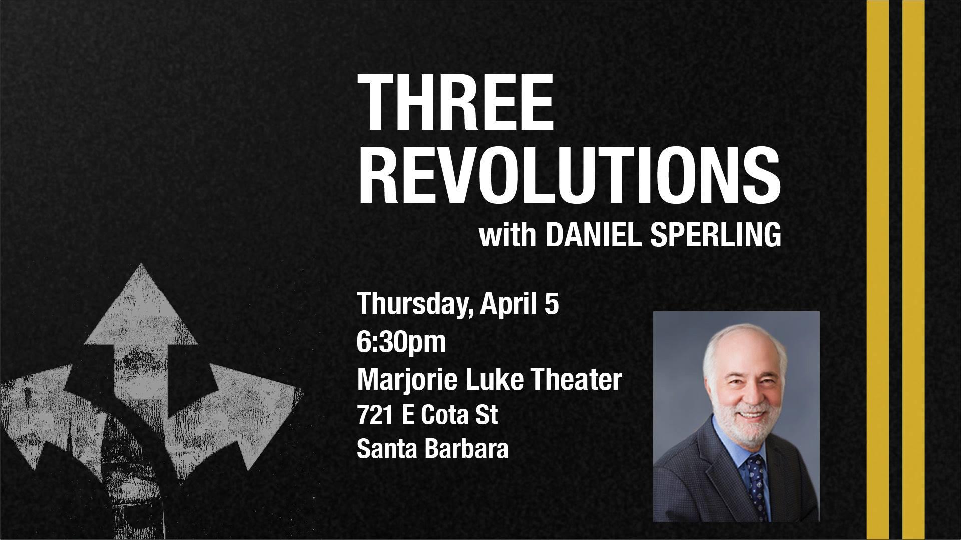 3 Revolutions of Transportation