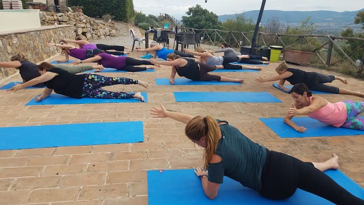 Aligned Pilates Retreat to Southern Spain title=