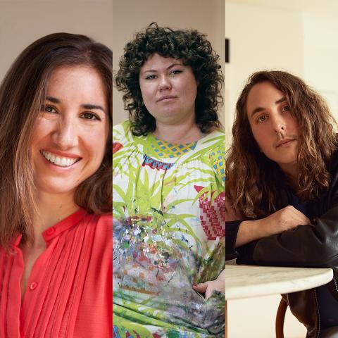 Three Perspectives on Contemporary Painting: A Conversation with Suzanne Hudson, Math Bass, and Christina Quarles (via Zoom) title=