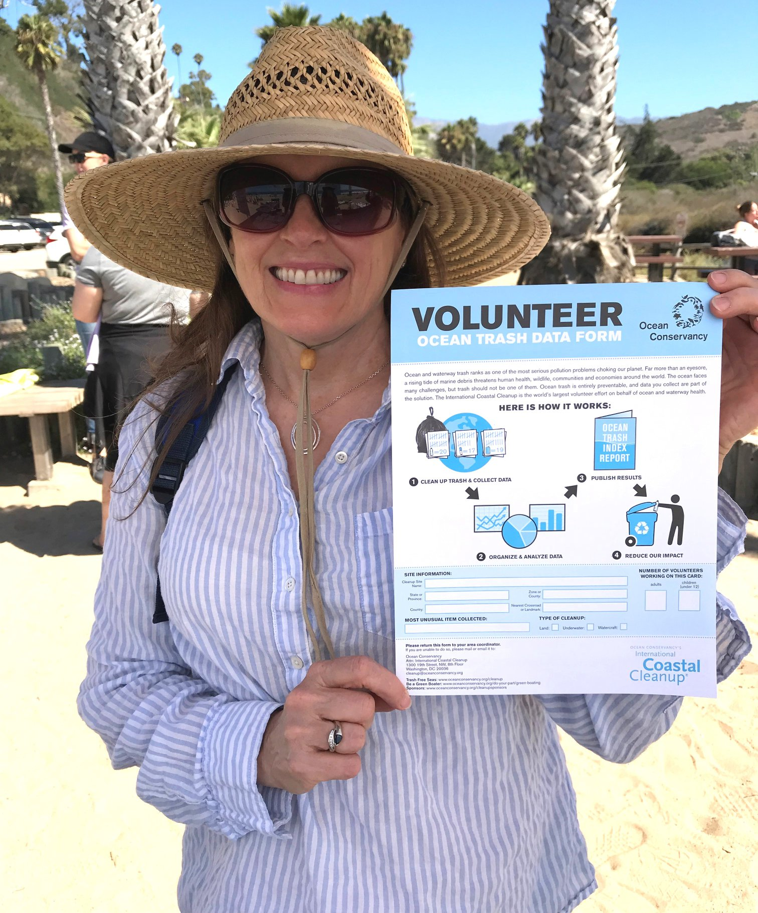 Explore Ecology Beach Cleanup title=