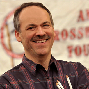 New York Times Crossword Editor and NPR Puzzlemaster Puzzles & Ping-Pong with Will Shortz title=