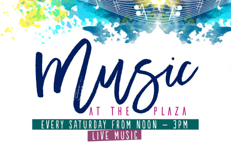 Music at the Plaza title=