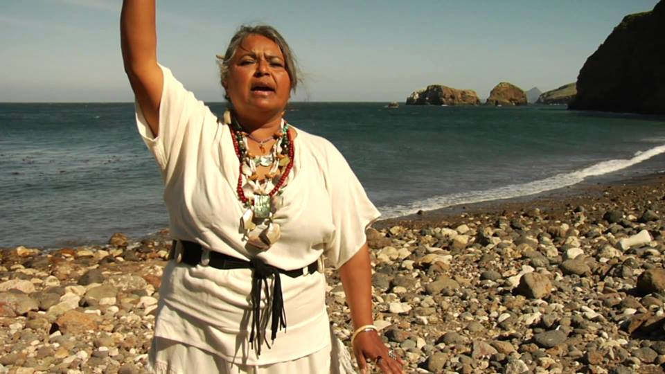 When The Animals Were People with Chumash elder and storyteller Julie Tumamait title=