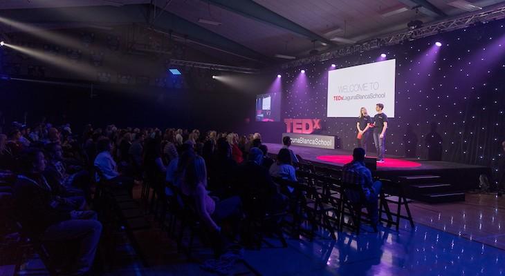 RE.IMAGINE TEDxLagunaBlancaSchool title=