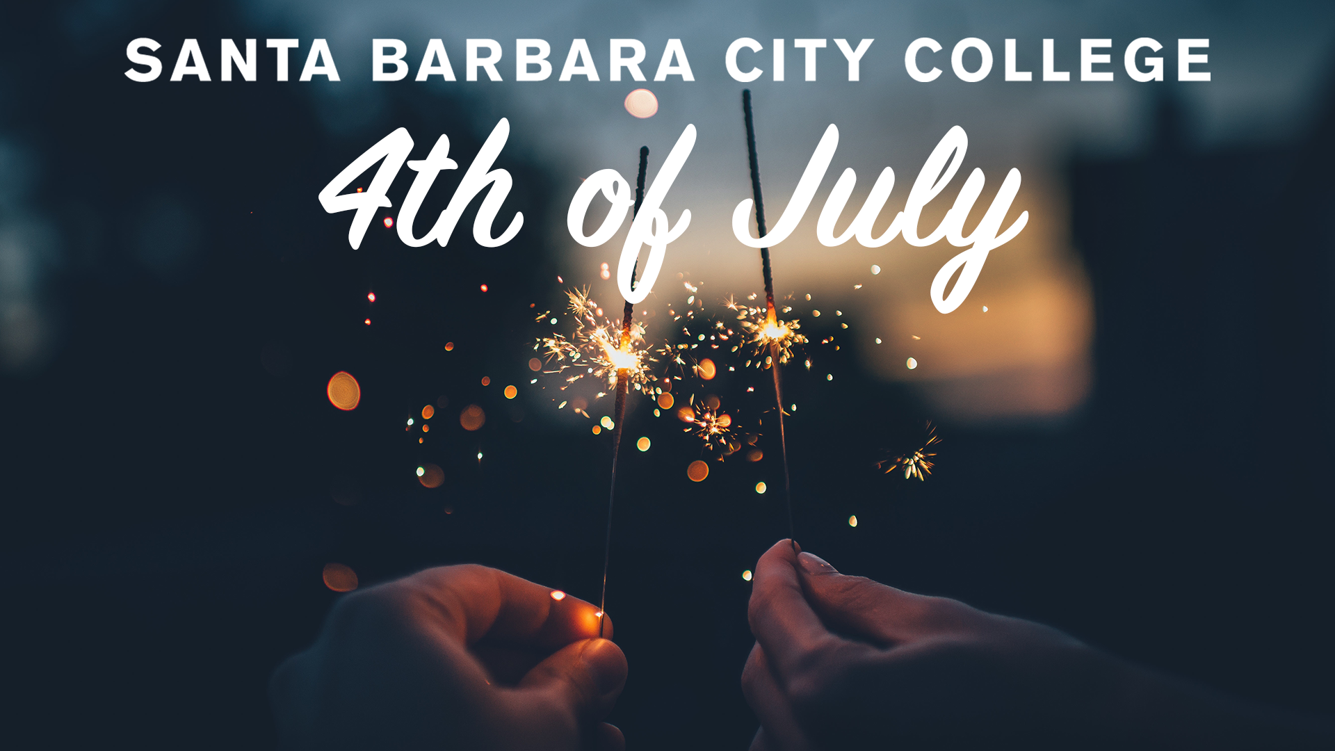 4th of July at SBCC! title=