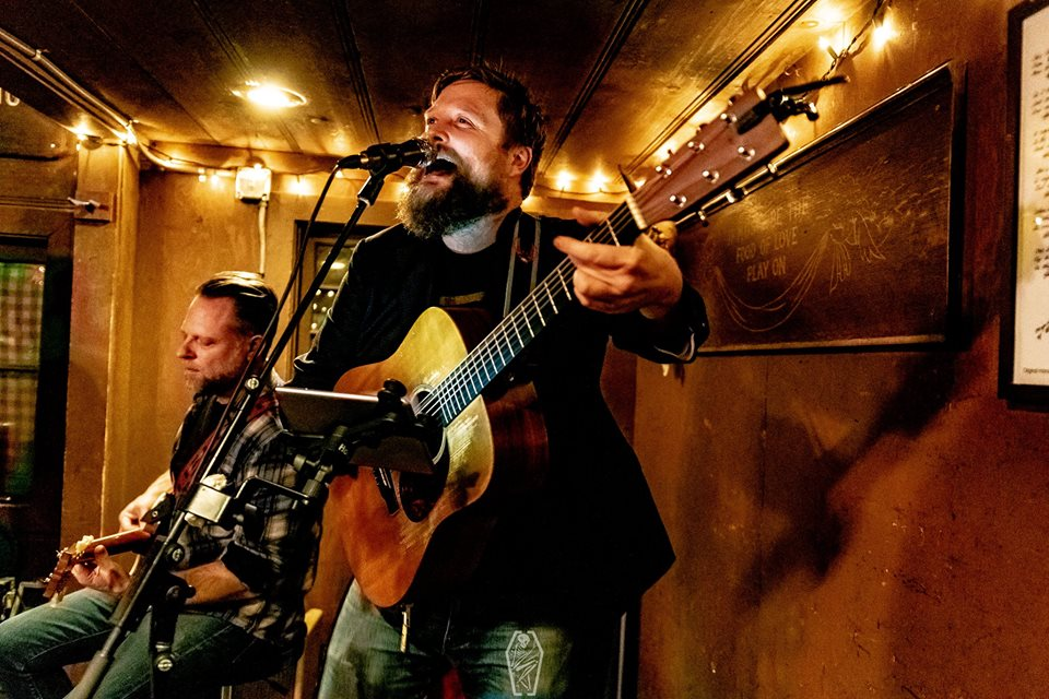 Live Music at Carr Winery with The Reserve title=