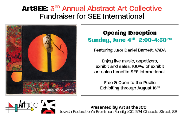 Abstract Art Collective's 3rd Annual ArtSEE fundraiser
