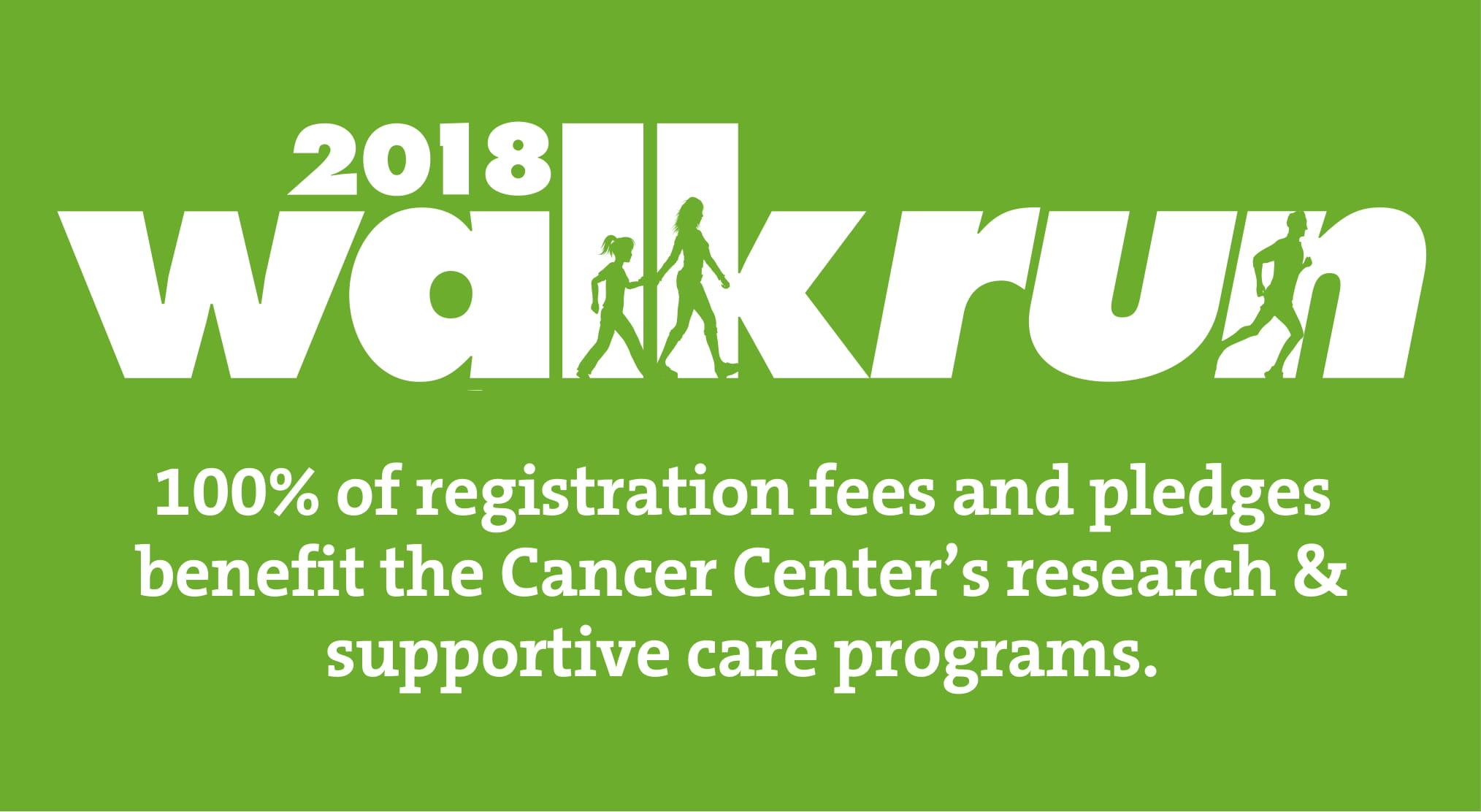 Cancer Center Walk/Run title=
