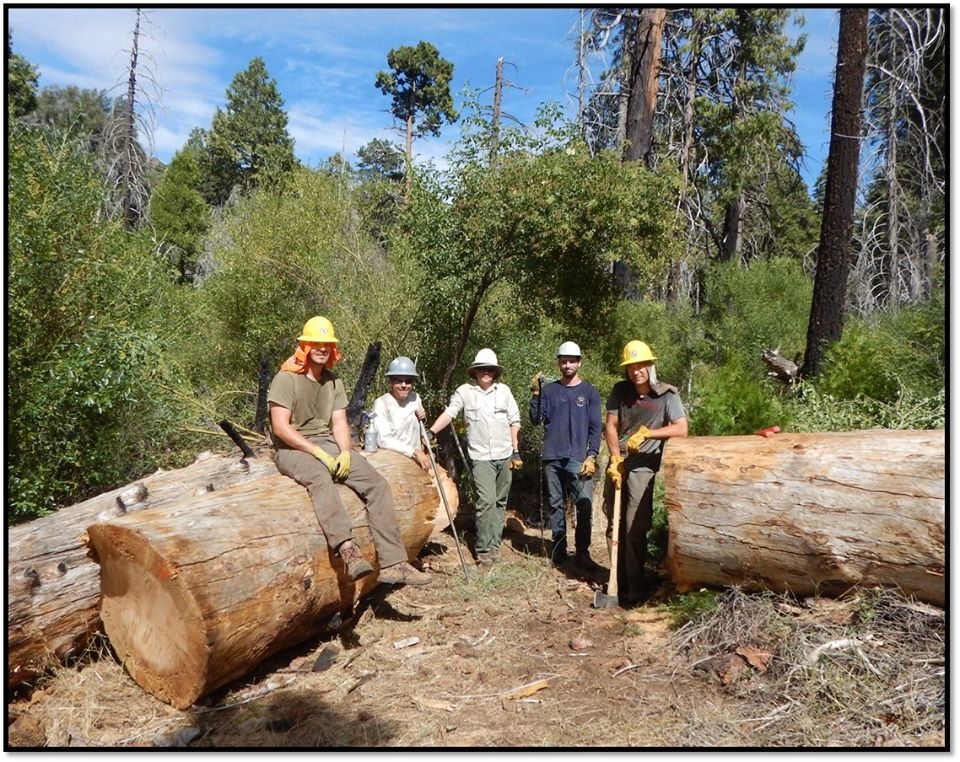 Los Padres Forest Association Bryan Conant Backcountry Trails Update title=