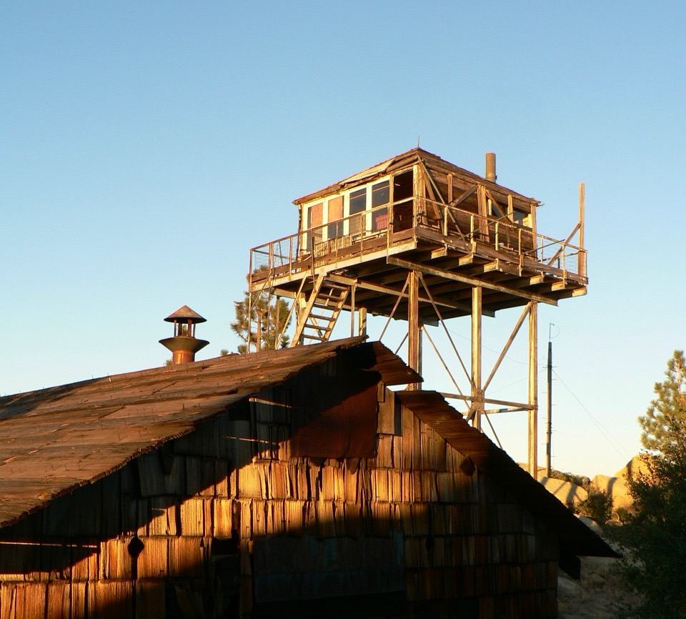 Lookout! - Lookout Towers of the Southern Los Padres with Craig R. Carey title=