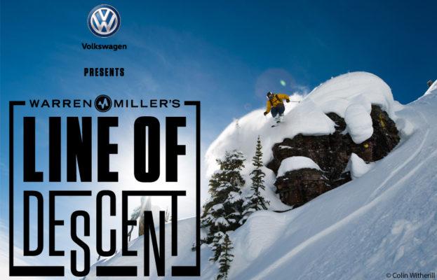 Warren Miller's Line of Descent Film title=