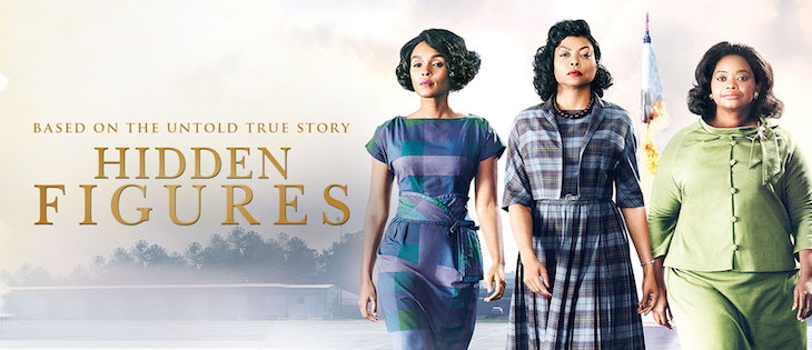 Hidden Figures at the Granada Theatre  title=