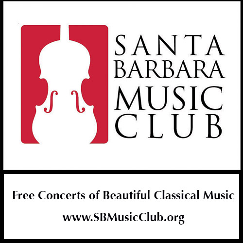 Santa Barbara Music Club Scholarship Winners Free Concerts title=