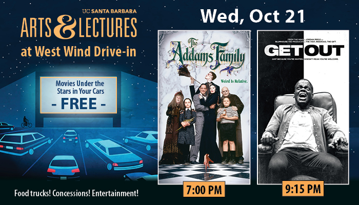 FREE Drive-In Movies: The Book of Life & The Nightmare Before Christmas title=