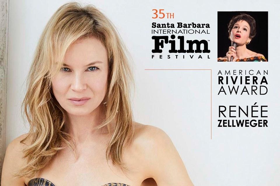 American Riviera Award honoring Renee Zellweger title=